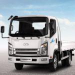 Xe tải Daehan Teraco Tera 240 2.4 Tấn Thùng Bạt