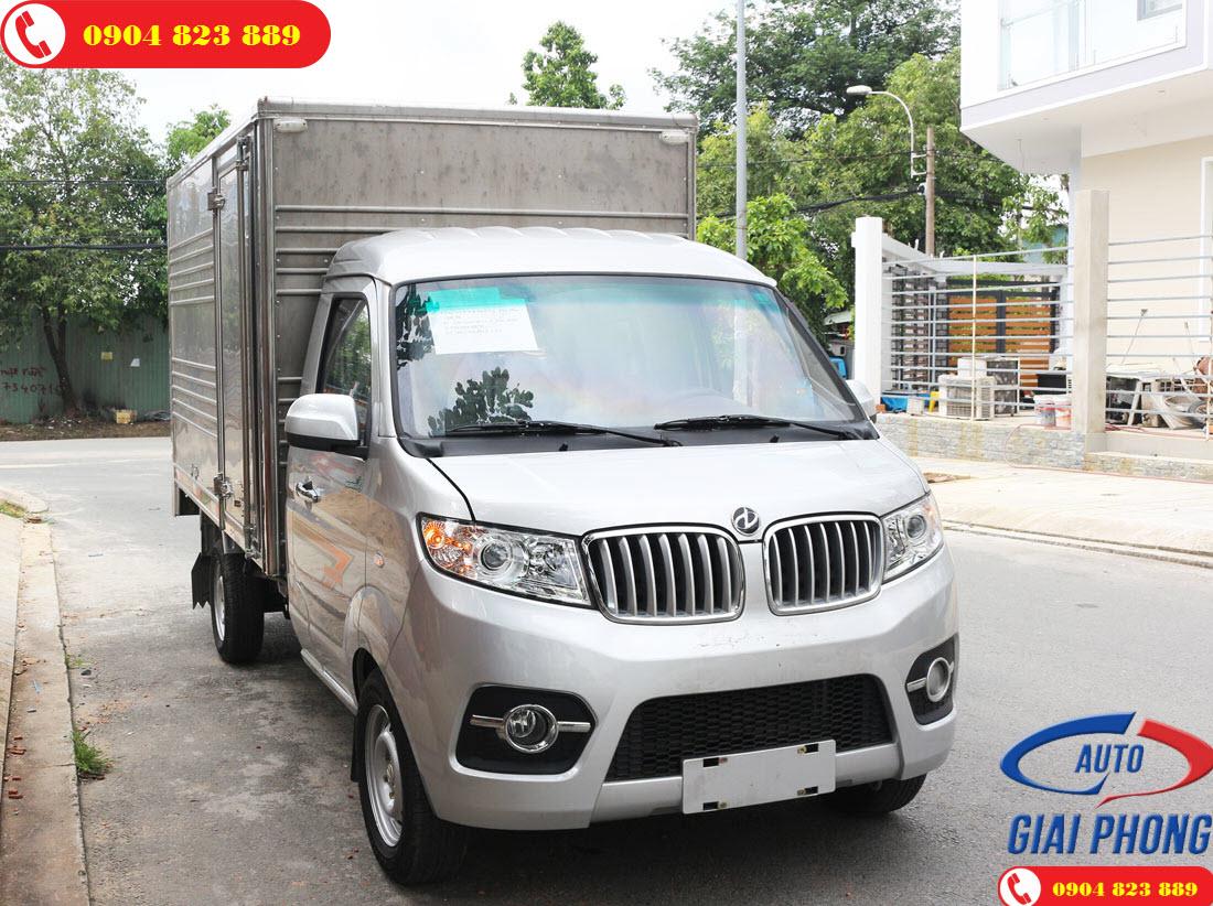 Xe tải Dongben T30 Thùng Kín 990KG